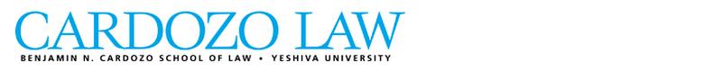 web - Cardozo law