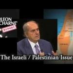 Israeli Palenstinian Peace Talk Special VI: Yeshiva Forum: Charney with Shibley Telhami, Brian Daves, Avraham Sela and Dennis Ross